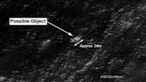 New Clue as Investigators Search for Plane in Target Zone