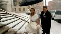 Connecticut couple marries in Blizzard