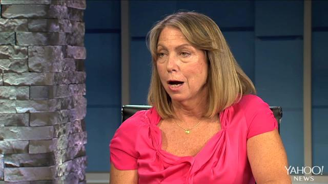 NY Times' Jill Abramson: 'Gender Was Not An Issue In Firing'