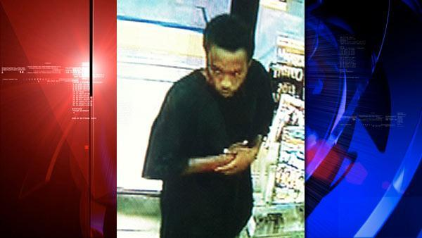 Cops search for armed robbery suspects on the loose