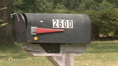 Police Say Newspaper Deliveryman Stealing Mail