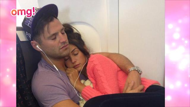 Mark Wright and Michelle Keegan get engaged!