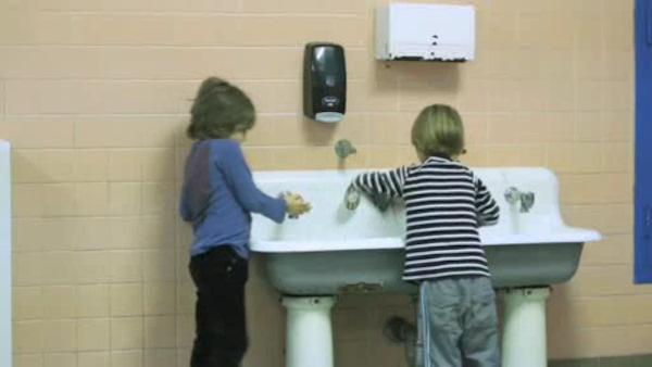 Student video focuses attention on crumbling bathrooms