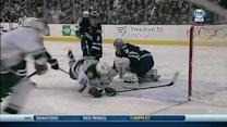 Nino Niederreiter shovels in the rebound