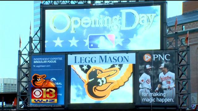 Let's Go, O's! Orioles 'Cruz' Pass Red Sox On Opening Day