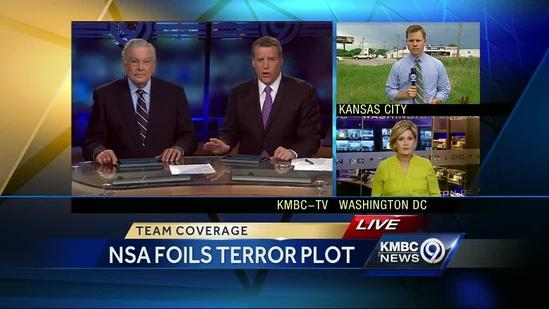 Report: KC man offered evidence in planned NYSE bomb plot