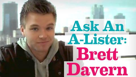 Ask An A-Lister: Brett Davern Week 4