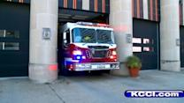 Tour new fire department HQ