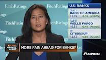 US banks not out of the woods yet: Pro