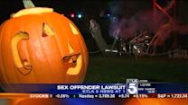 Orange Sued Over Ordinance Requiring Sex Offenders to Post Signs on Halloween