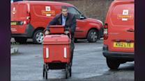 UK's Cable Says Labour 'irresponsible' To Talk Up Royal Mail Value