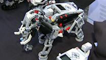 LEGO robo tech gets upgrade with new Mindstorms