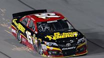 Bowyer spin sets up late restart
