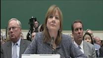 GM CEO testifies on Capitol Hill