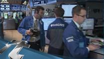 Stock Futures Little Changed Before Flurry of Data