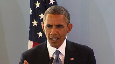 Obama on Snowden: I Will Not Be Scrambling Jets