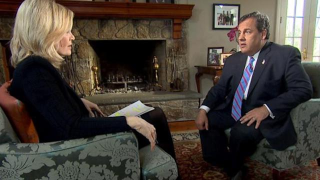 Diane Sawyer's Exclusive Interview With Chris Christie
