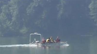 Rescue Crews Search For Missing Boater