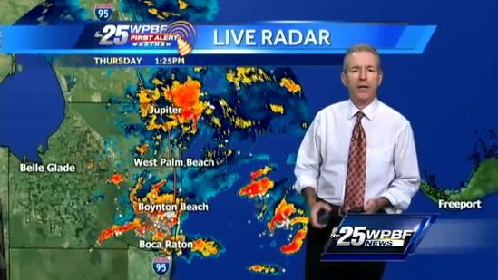 First Alert Forecast: Alerts issued; severe weather possible