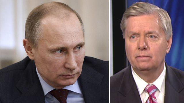Graham: Putin must 'pay a heavy price' for annexing Crimea