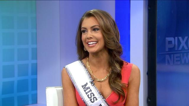 Miss USA Sympathizes With Miss Utah`s Interview Flub