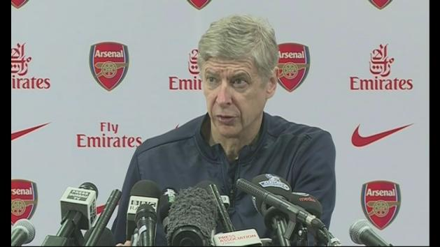 Arsenal manager Arsene Wenger on his highs and lows of 2013