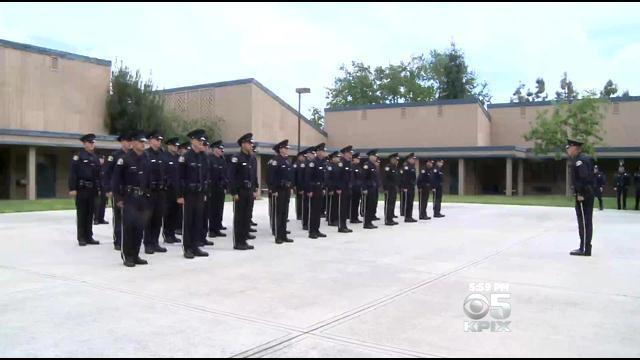 San Jose Police Academy Being Evicted