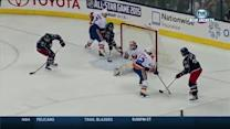 Letestu scores off passing play with Jenner