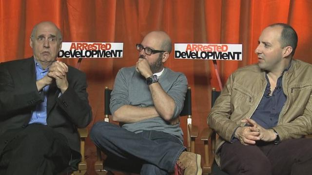 Arrested Development Season 4 - Director Interview