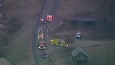 Explosion Reports Send Crews To Washington Co. Gas Well Site
