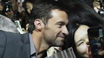Hugh Jackman in South Korea