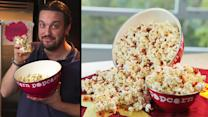 FANCY MOVIE POPCORN