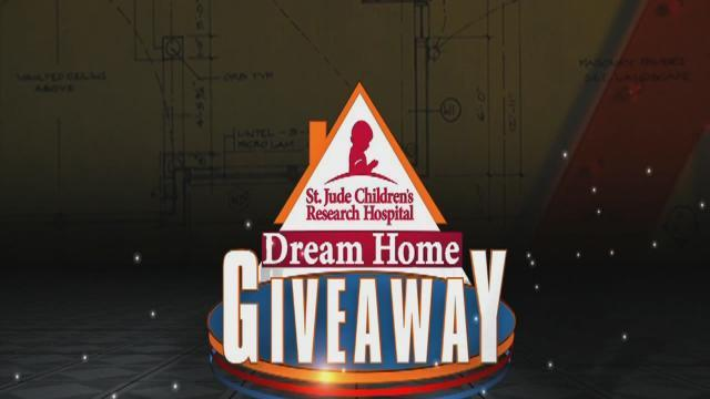 2013 Bakersfield St. Jude Dream Home Giveaway