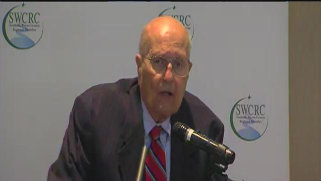 Congressman John Dingell announces retirement part 1