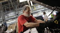 Jobless Claims Show Job Market Improvement
