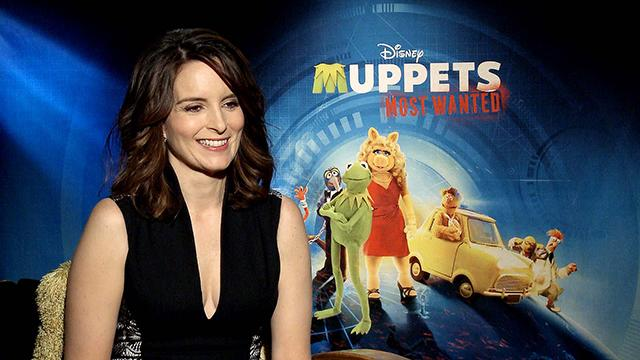 Tina Fey: My Kids Are 'Psyched' For 'Muppets Most Wanted'