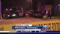 Robber sought for shooting a man in Wilmington