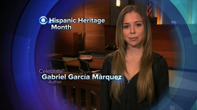 Makenzie Vega on Gabriel Garcia Marquez