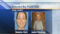 Amber Alert ends well for young boy
