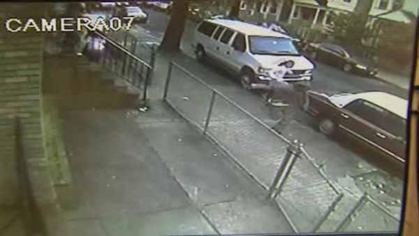 Woman shot outside Jersey City campaign event