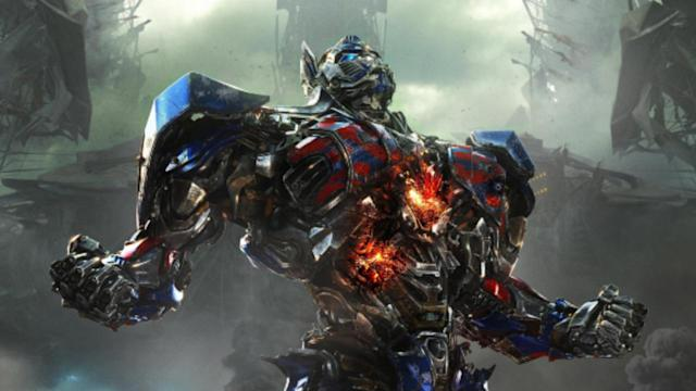 Film Clip: 'Transformers: Age of Extinction'