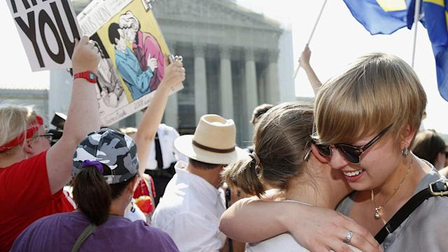 Same-sex marriage: Defense of Marriage Act provision struck down