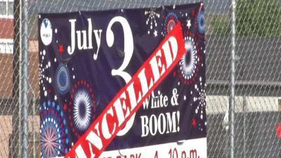 Colo. Fire Dept.: Fireworks 'not worth the risk'