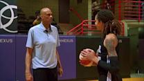 Kareem Teaches Brittney Griner