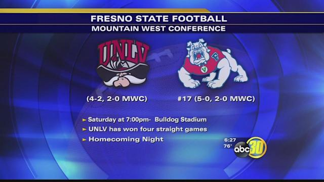 Fresno State Gets Back to Work Ahead of UNLV