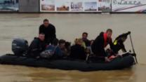 Residents Evacuated During Deadly Serbian Floods