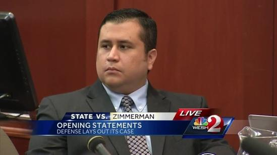 Raw video: Attorney tells 'knock knock' joke in George Zimmerman trial opening statement