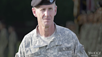 Gen. Stanley McChrystal does exclusive interview with Yahoo News