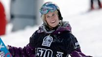 Family of Sarah Burke honored by support