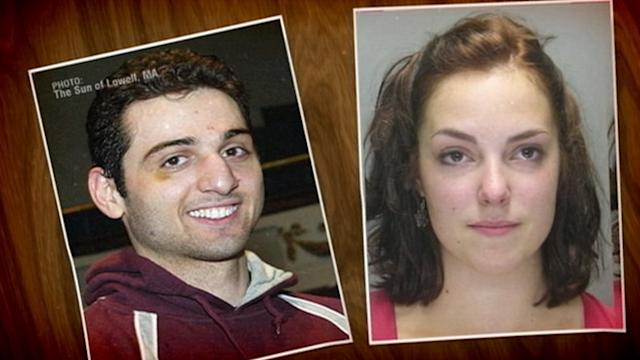 Boston Bombing Investigations Focusing on Wife of Older Brother